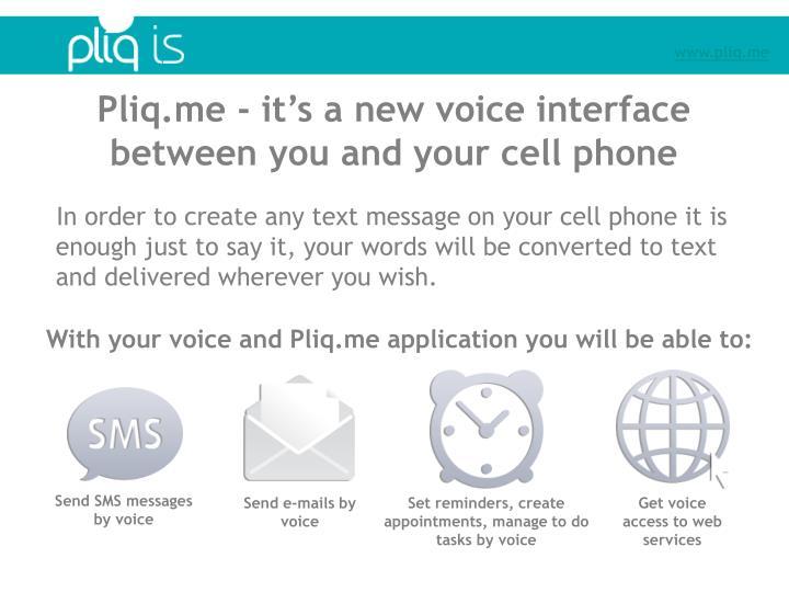 www.pliq.me