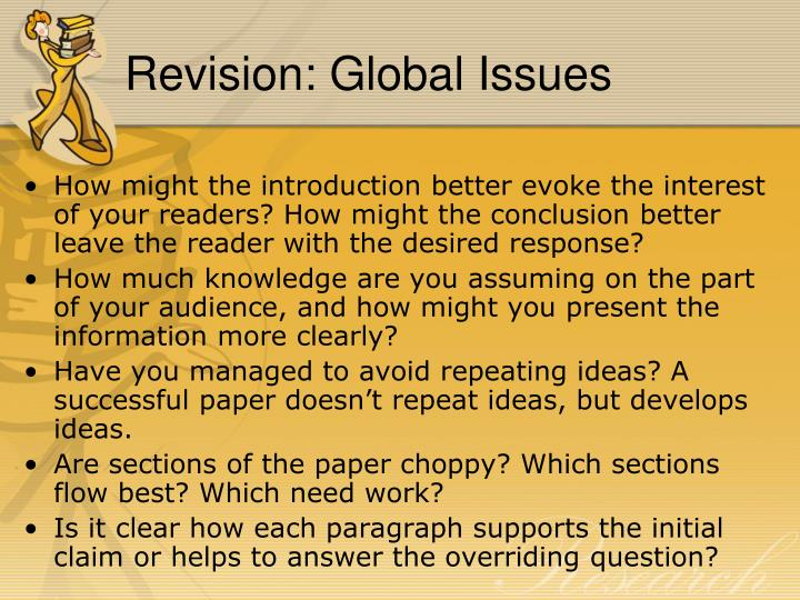 Revision: Global Issues