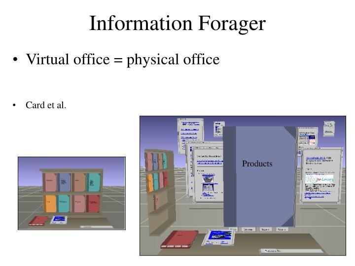 Information Forager