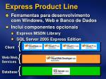 express product line
