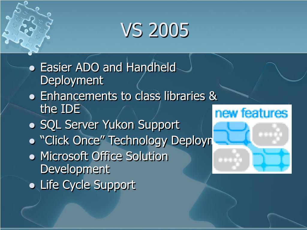 VS 2005