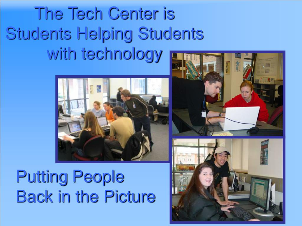 The Tech Center is