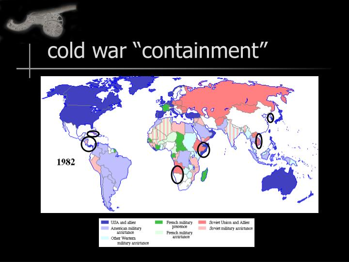"cold war ""containment"""