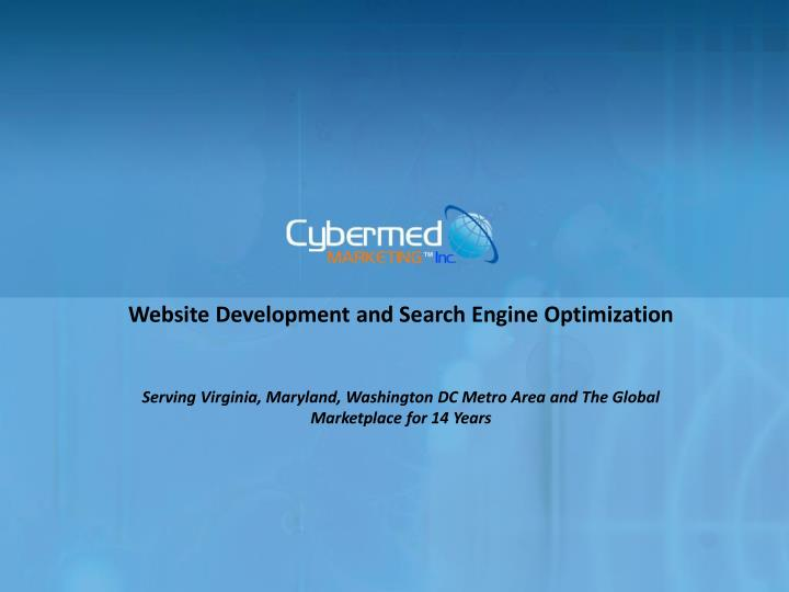 Website Development and Search Engine Optimization