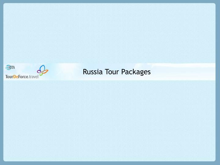 Russia Tour Packages
