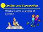 conflict and cooperation2