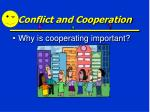 conflict and cooperation6