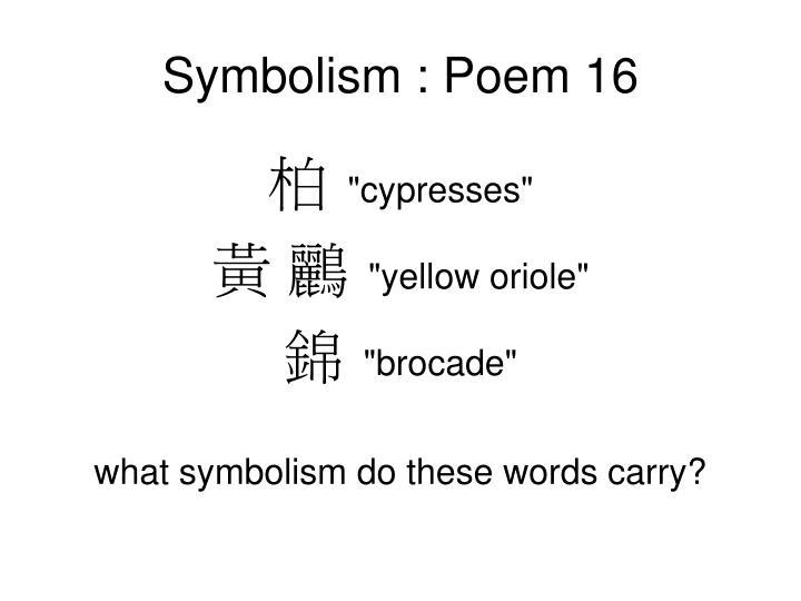 Symbolism Poems Poetry About Symbolism 5213108 Angrybirdsriogamefo