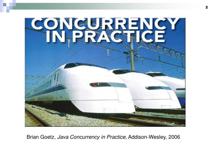 Concurrency in practice