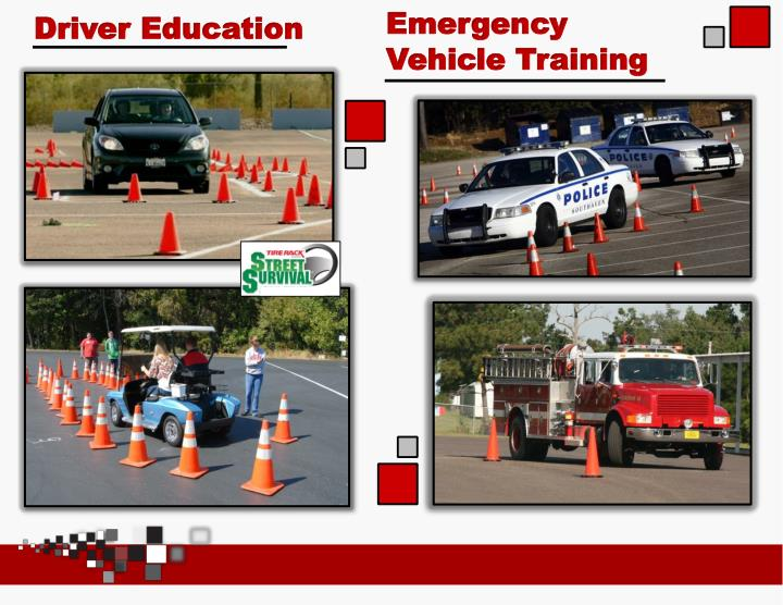 Emergency Vehicle Training