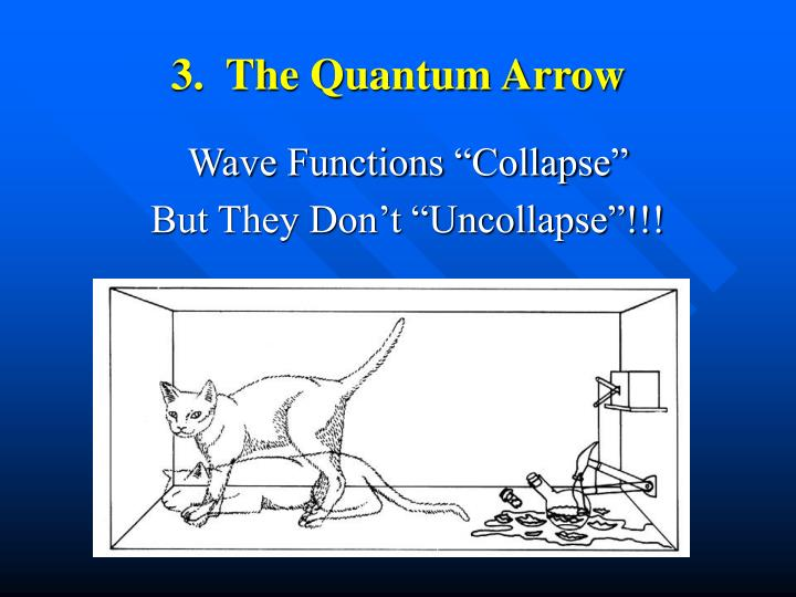 3.  The Quantum Arrow