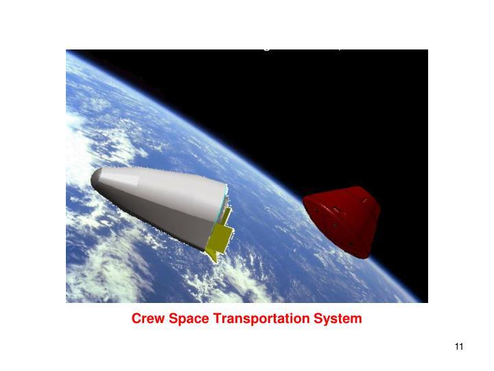 Crew Space Transportation System