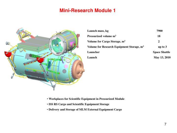 Mini-Research Module