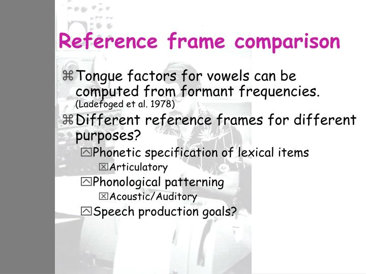a comparison of framing light essay