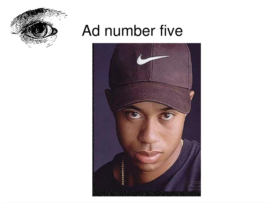 Ad number five
