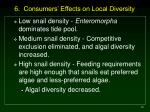 6 consumers effects on local diversity18