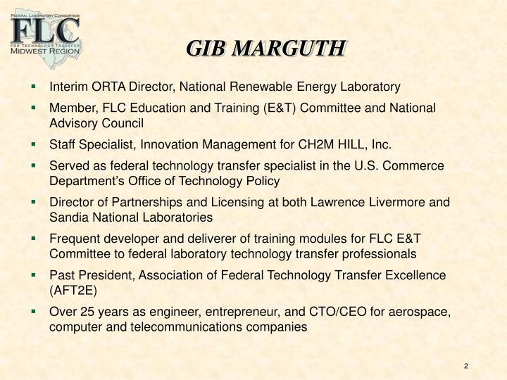 GIB MARGUTH