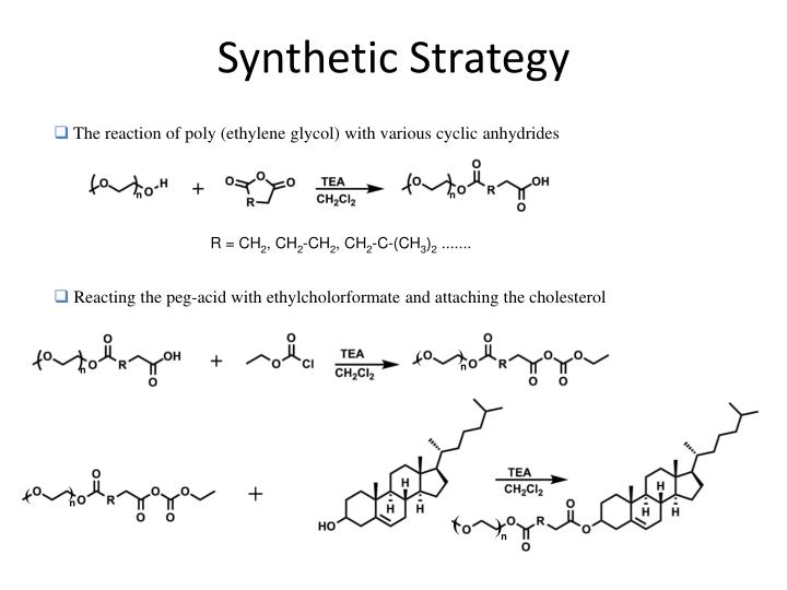 Synthetic Strategy