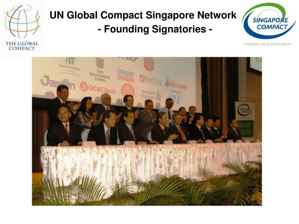 UN Global Compact Singapore Network