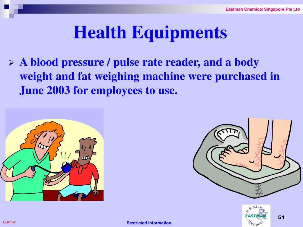 Health Equipments
