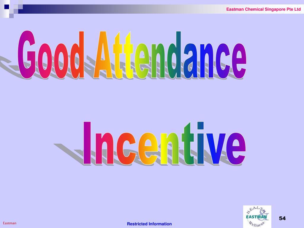 Good Attendance