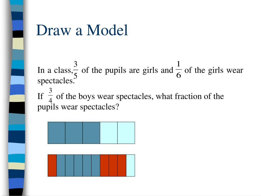 Draw a Model