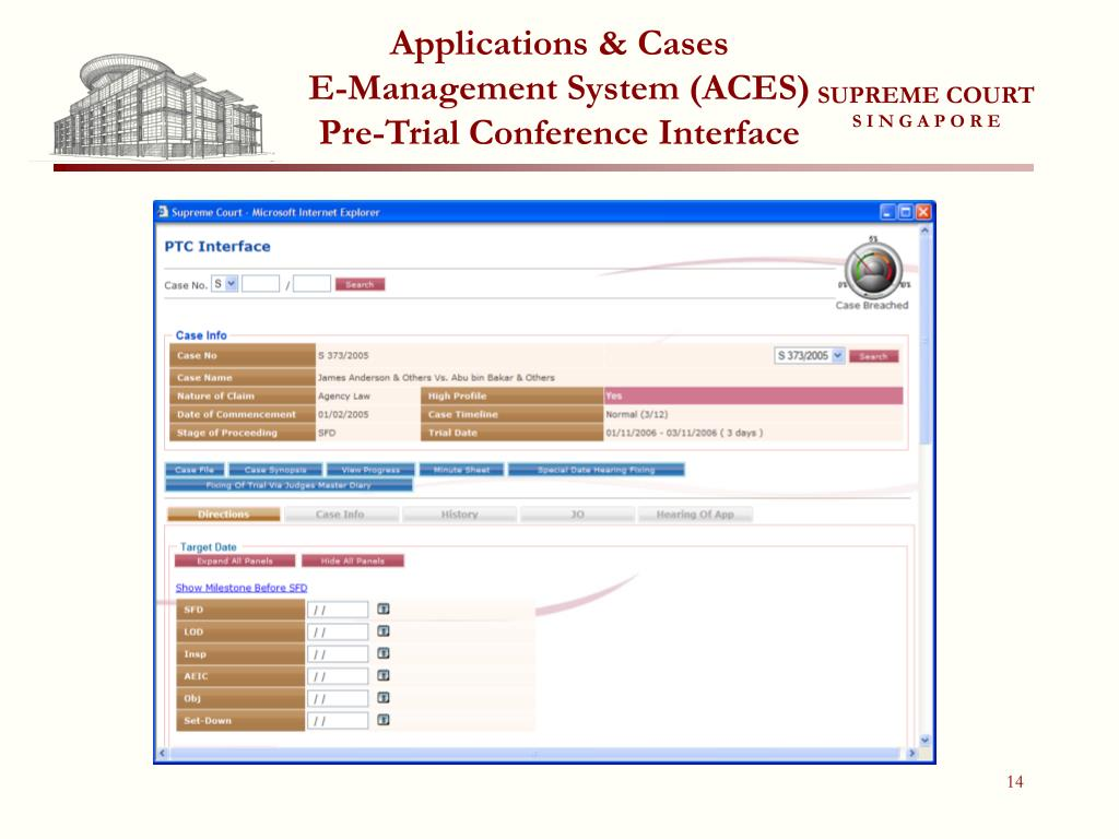 Applications & Cases