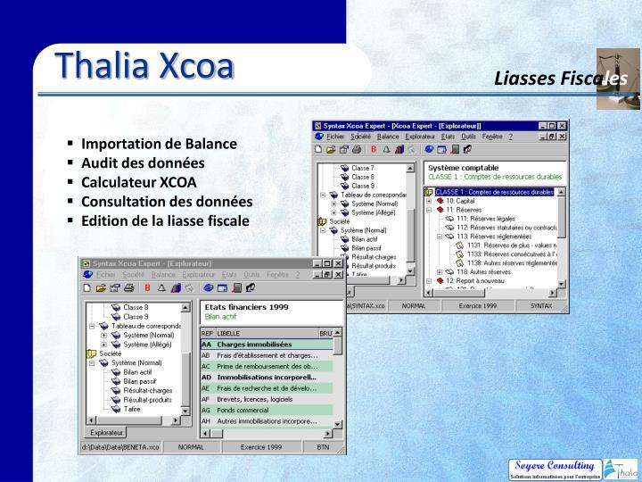 Thalia Xcoa