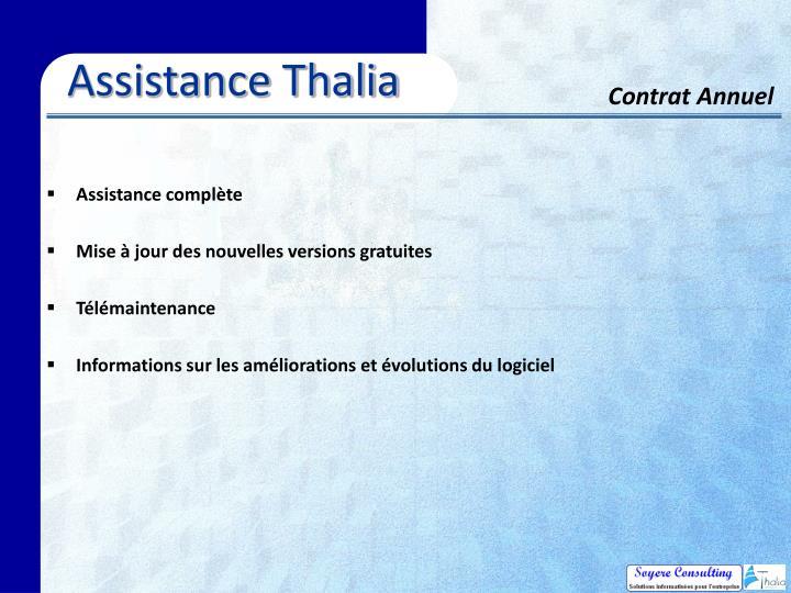 Assistance Thalia