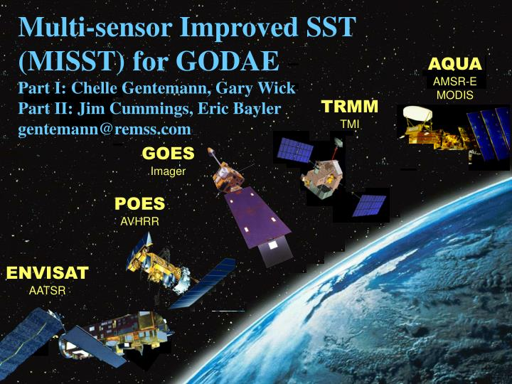 Multi-sensor Improved SST