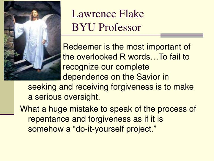 Lawrence Flake