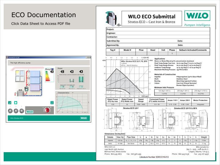 ECO Documentation