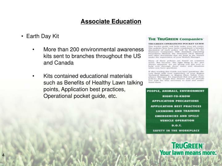 Associate Education