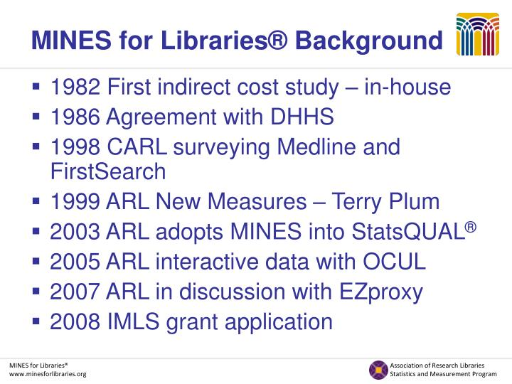 Mines for libraries background l.jpg