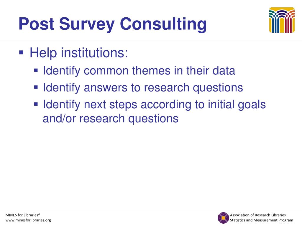 Post Survey Consulting