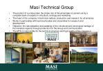 masi technical group