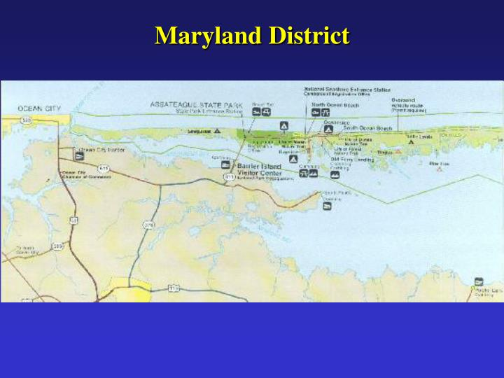 Maryland District