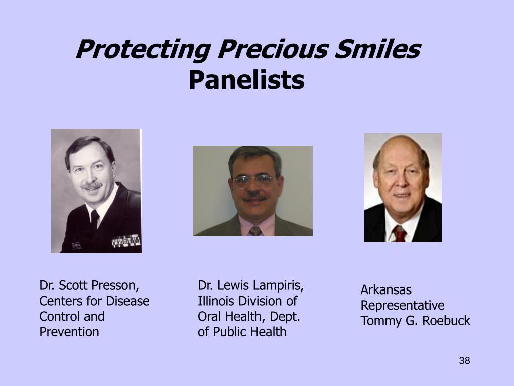 Protecting Precious Smiles