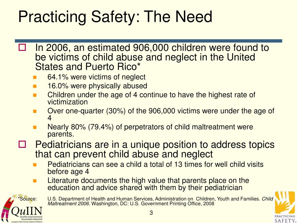 Practicing Safety: The Need