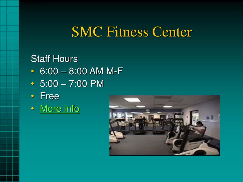 SMC Fitness Center