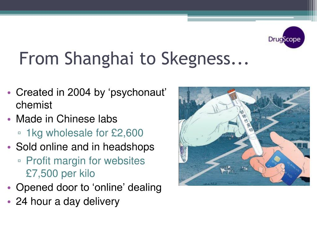 From Shanghai to Skegness...