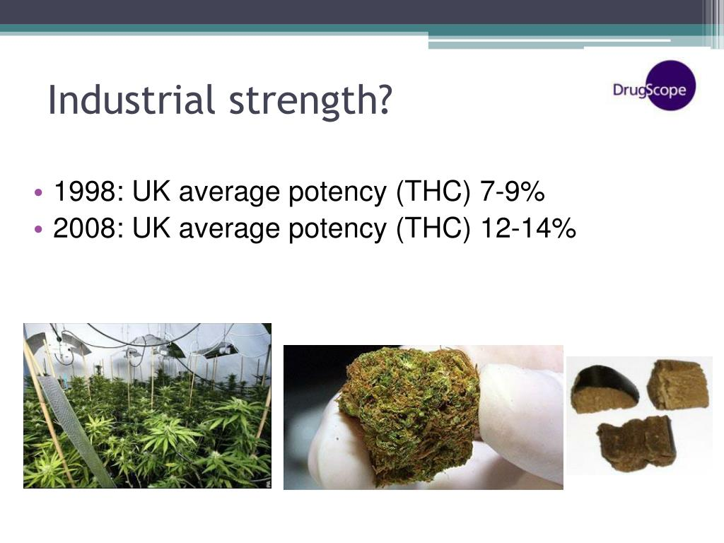 Industrial strength?