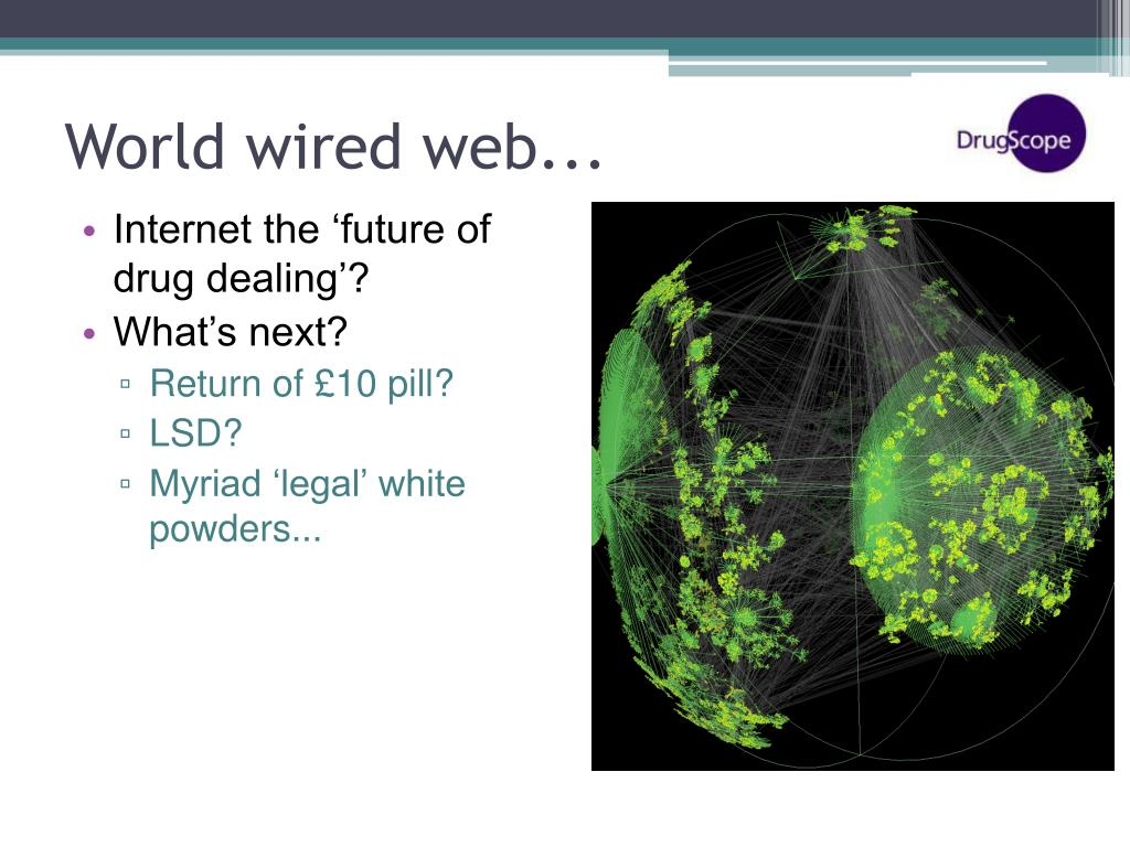 World wired web...