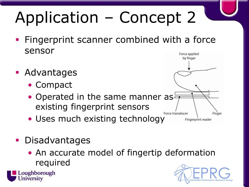 Application – Concept 2