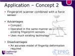 application concept 2