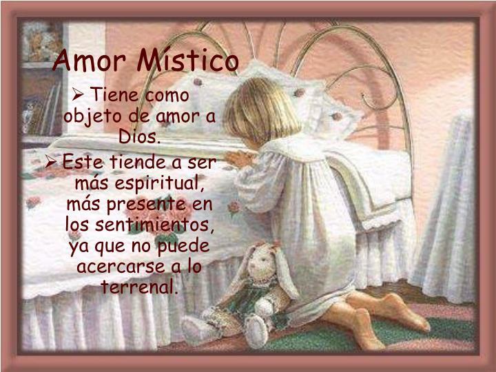 Amor Místico