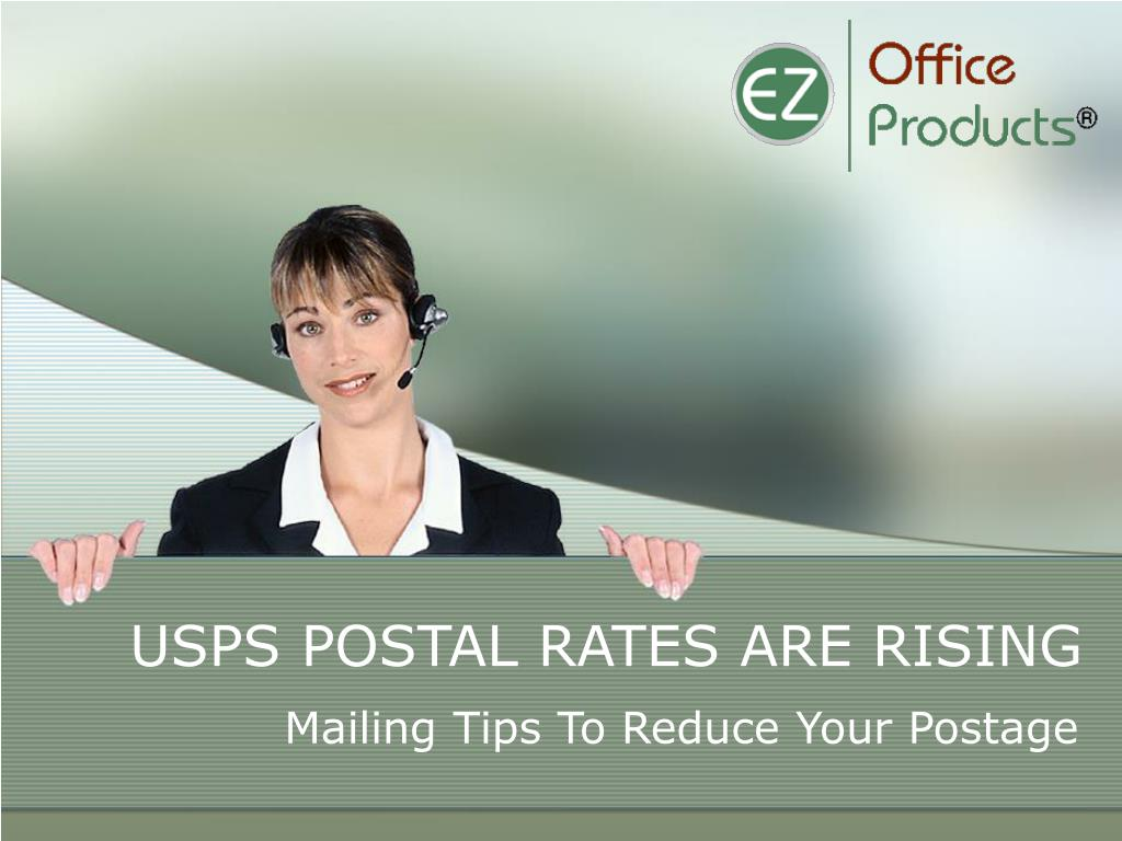 mailing tips to reduce your postage