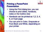 printing a powerpoint presentation46