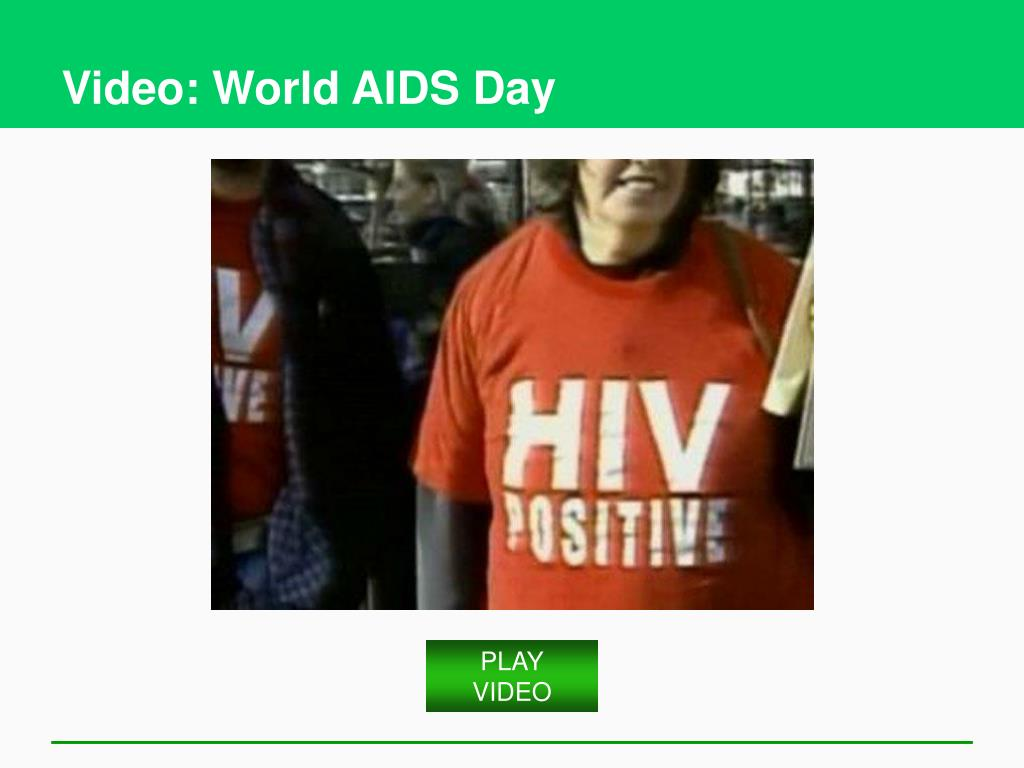 Video: World AIDS Day