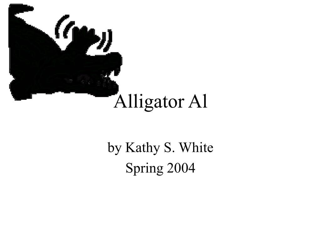 Alligator Al